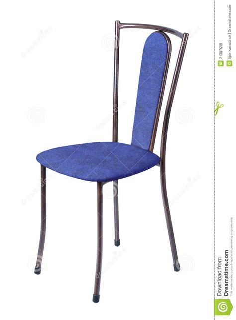 Blue Kitchen Chairs by Blue Kitchen Chair Royalty Free Stock Photos Image 21387698