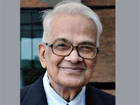 biography of narendra modi journalist m v kamath who scripted modi biography is dead