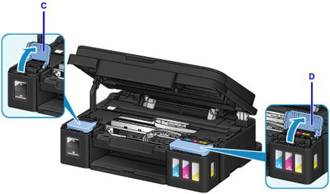 Tinta Original Canon G2000 canon pixma manuals g3000 series refilling ink tanks
