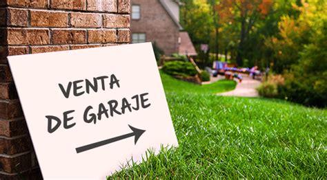 ventas de garaje 161 organiza tu propia venta de garaje tuhogar