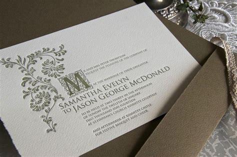 letterpress wedding invitations ireland 38 best letterpress wedding stationery by us images on