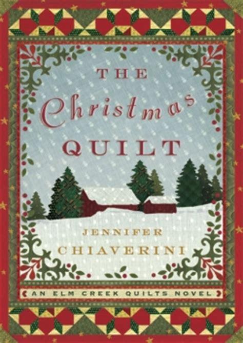 the quilt books chiaverini