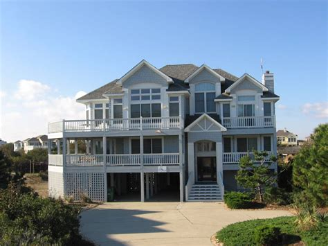 outer banks vacation rentals outer banks vacation rental five bedroom house semi