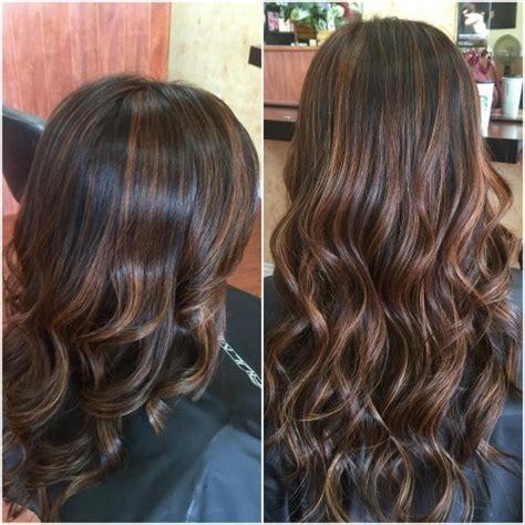 highlights tgar matches a medium auburn dark hair auburn highlights hairs picture gallery