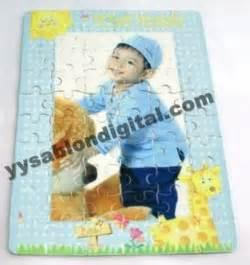Kaos Oval Anak Sablon sablon puzzle sablon digital tanpa minimal order bisa