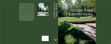 Designing Home Page Layout Urban Park Landscape By Design Media Publishing Limited