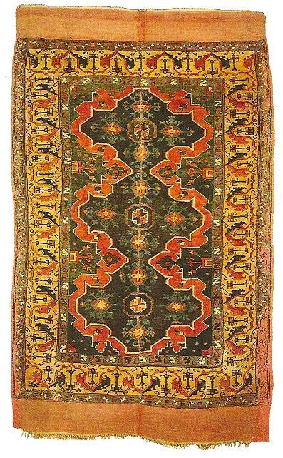 Church Rugs by Rug 16th Century Medallion Carpet Anatolia