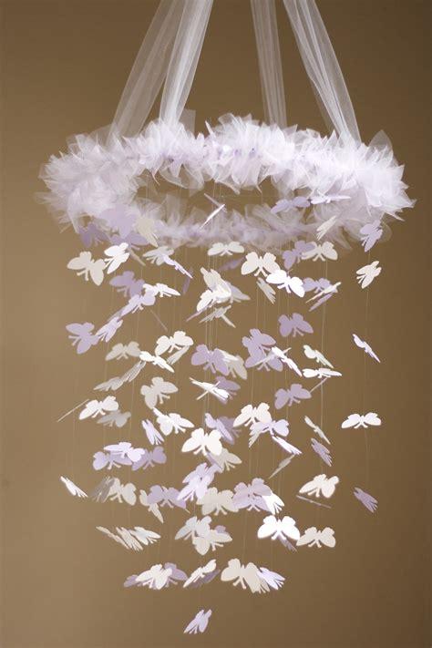 Butterfly Chandelier Simply Lavender Butterfly Chandelier Kit Diy Great Craft
