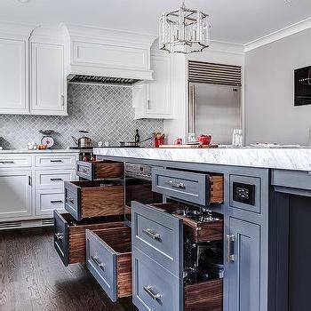 kitchen island microwave design ideas