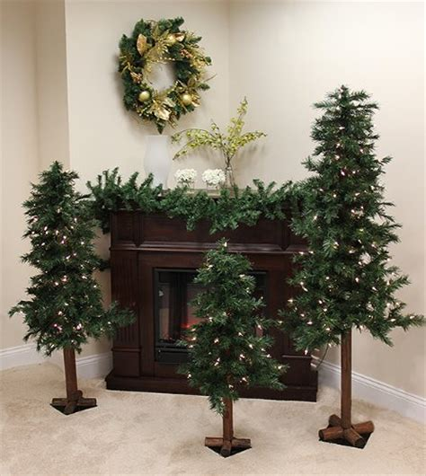 artificial christmas tree 3 pcs sets decorseasonal shop for seasonal decor