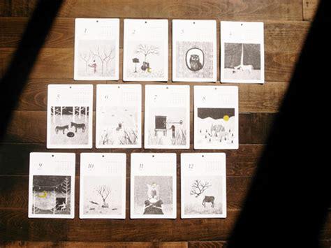 design calendar using illustrator 25 amazing calendar designs for 2014 creative bloq