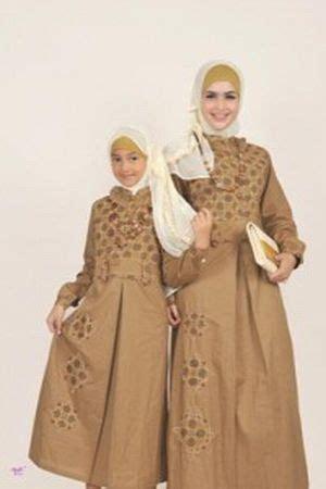 Gamis Ibu Anak Surabaya model gamis ibu dan anak untuk acara spesial sentra