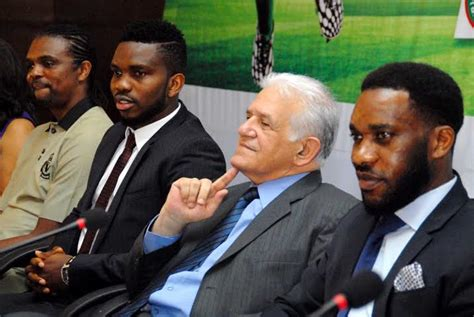 photos from joseph yobo s centenary launch olori supergal