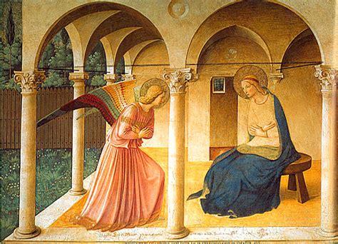 Acheter De L Ancien 3789 by L Annonciation Fresque Fra Angelico Florence Couvent