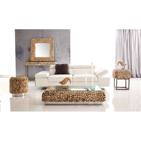pebble coffee table bellini modern living