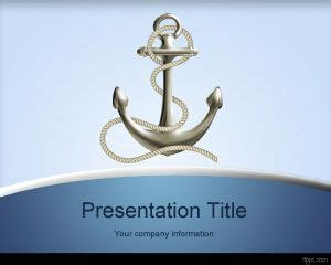 Free Maritime Powerpoint Template Marine Ppt Templates Free