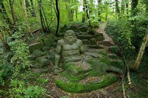 Garden Of The Goddess by Green God Of The Forest Heaven On Earth