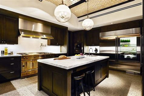 Luxury Kitchen Faucet by Tiled Barrel Ceiling Design Ideas