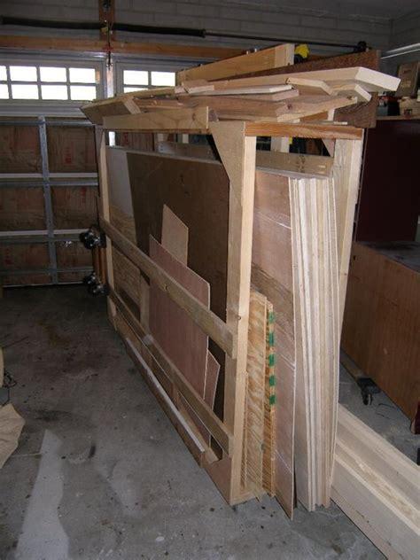 mobile sheet goods  lumber storage  bob costello