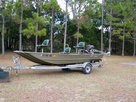 used g3 fishing boats for sale 2005 used g3 1756 wof aluminum fishing boat for sale