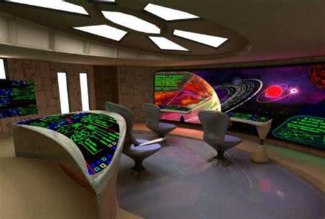 build  spaceship theatrical set virtualsetcom