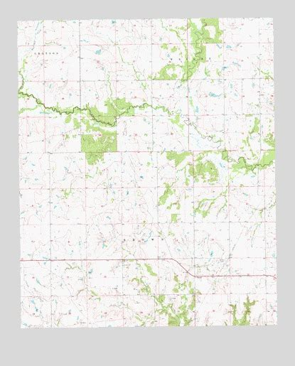 grady texas map grady ok topographic map topoquest