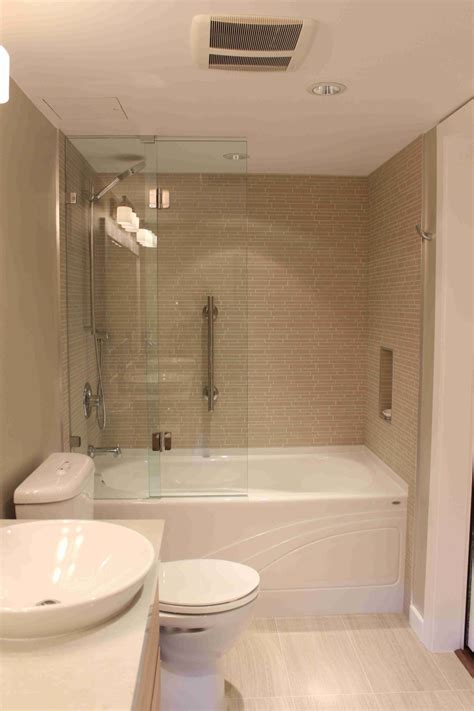 bathtub renovation condo master bathroom remodel simple and elegant skg