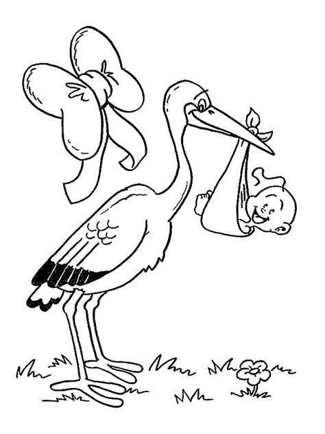 coloring pages new baby free new baby coloring pages