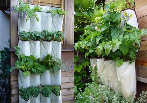 4 amazing vertical garden designs for growing veggies in