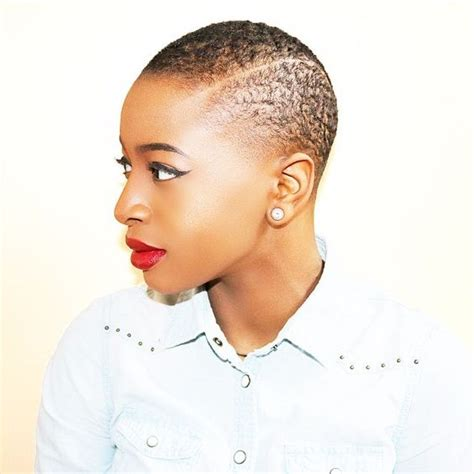 faded haircut for black women 40 short natural hairstyles for black women