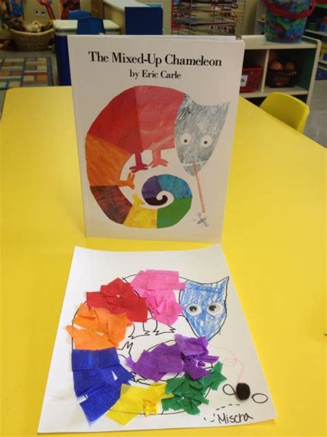 Tissue Paper Crafts For Preschoolers - 188 best images about preschool eric carle on