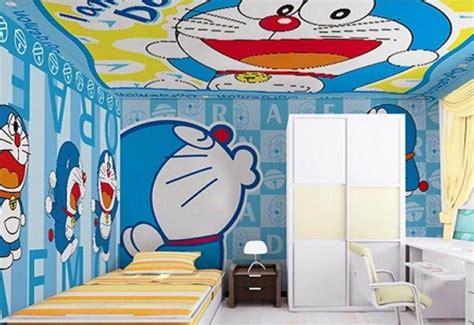 desain kamar nuansa doraemon aneka ide desain kamar bertema doraemon yang bikin betah