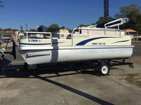 used pontoon boats for sale in north texas pontoon voyager boats for sale boats