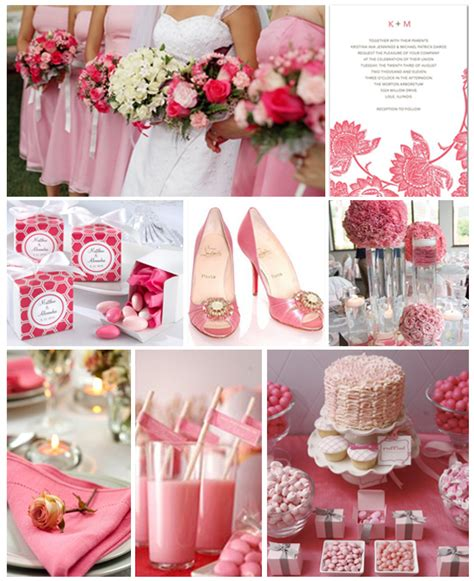 Wedding Theme Idea Pink And Gold Our One 5 by Tbdress Pink Wedding Theme For A And Formal Look