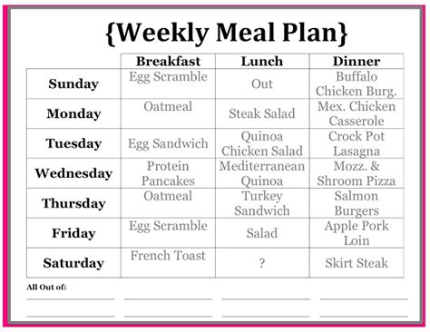 printable meal plan to lose weight free diet meal plans to lose weight weight loss vitamins