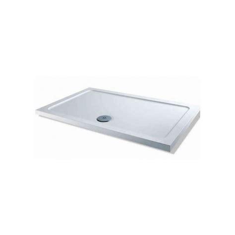 Shower Trays by Mx Durastone Rectangle Shower Tray Large Uk Bathrooms
