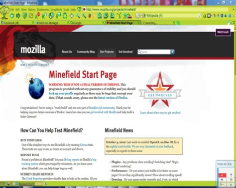 firefox themes visually impaired visually appealing themes for mozilla firefox 4 express