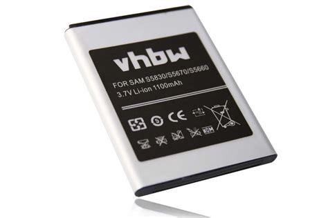 Baterai Original 100 Samsung Galaxy S6310 Duos S6312 Ori Batre bateria para samsung galaxy gt s6310 gt s6310n ebay