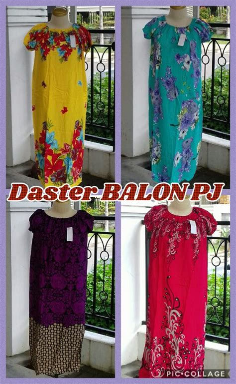 Daster Panjang Murah supplier daster balon panjang dewasa murah 26ribu