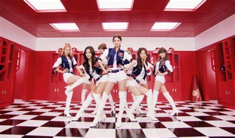 girls generation releases japanese dance ver mv for quot oh quot teaser for complete mv