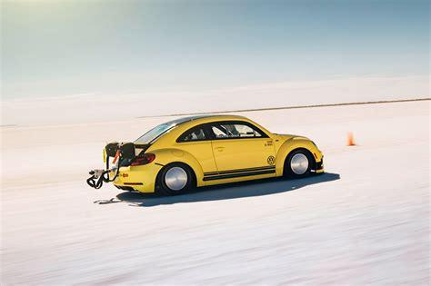 fast volkswagen world s fastest volkswagen beetle hits 328km h practical