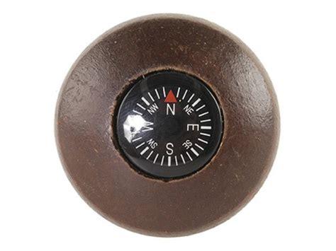 Stoney Knob by Stoney Point Polecat Grip Wood Knob Compass Only