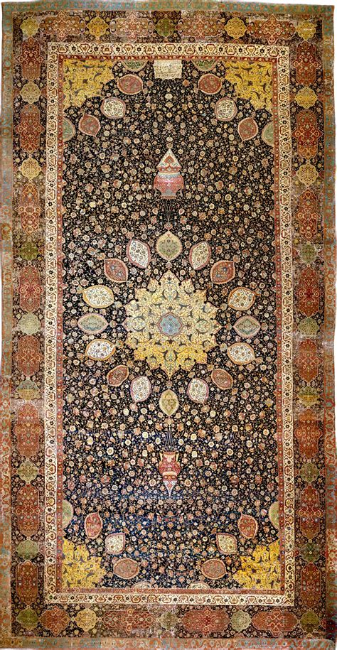 Moroccan Art History by File Ardabil Carpet Jpg Wikipedia