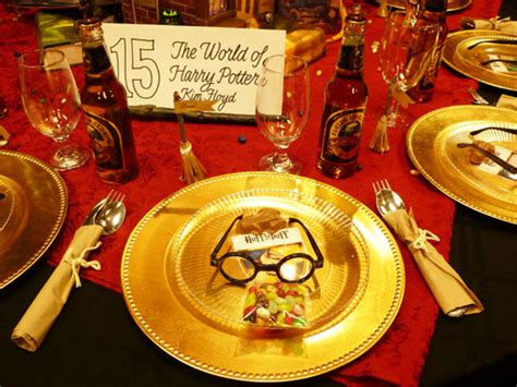 Beach Theme Decorating by Book Theme Harry Potter By J K Rowling