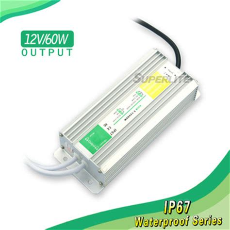 Led Driver 8 30 Volt 60w 30 watt waterproof led power supply driver transformer 120 to 12 volt dc output buy