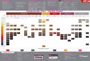 framesi color framesi color chart the framcolor hair color