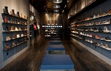 sneaker boutiques kith the best sneaker boutiques in nyc complex