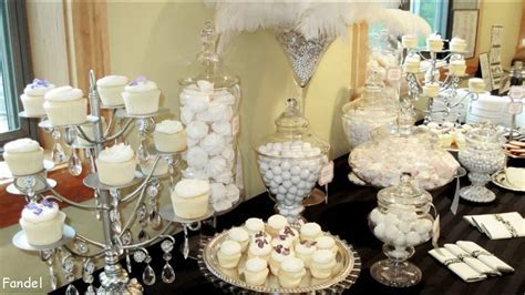 DIY Wedding Candy Table Ideas   YouTube