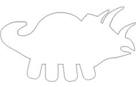Stegosaurus Template Clipart Best
