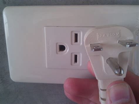 electrical does this 3 prong 250v outlet in the